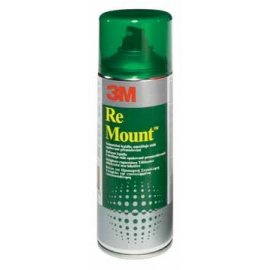 REMOUNT LIJMSPRAY 400ML 3M