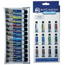 Talens Art Creation aquarelverf 12 tubes