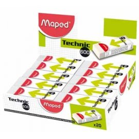 GUM MAPED TECHNIC 600 20X