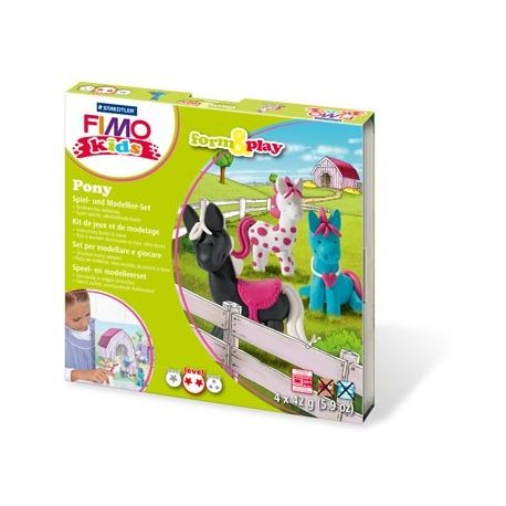 Staedtler Fimo Kids play & form pony