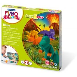 Staedtler Fimo Kids play & form dino