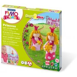 Staedtler Fimo Kids play & form prinses