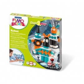 Staedtler Fimo Kids play & form robot