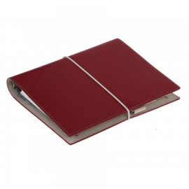 Filofax A5 orginazer Domino Red
