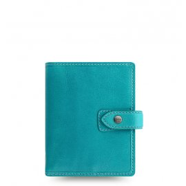 Filofax Pocket Malden kingfischer blue 026065