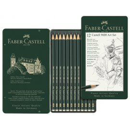 Faber Castell 9000 Art Set