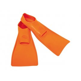 Zwemflippers Flipper Swimsafe orange maat 24-26