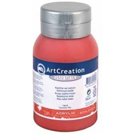 TALENS ART CREATION ACRYLVERF TUBE 750ML NAFTOLROOD MDL