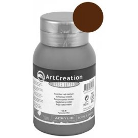 TALENS ART CREATION ACRYLVERF TUBE 750ML OMBER GEBRAND