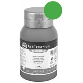 TALENS ART CREATION ACRYLVERF TUBE 750ML PERM. LICHT GROEN
